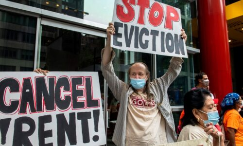 The Supreme Court Allows Evictions to Resume During the Pandemic