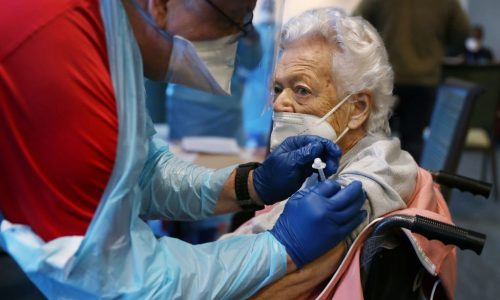 U.S. Will Require COVID-19 Vaccines for Nursing Home Staff